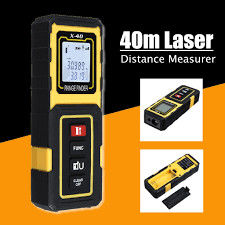 Safety IP54 200M Digital Laser Distance Measurer