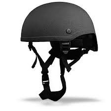 Bullet Proof Eod Equipment Polyethylene Military Kevlar Helmet
